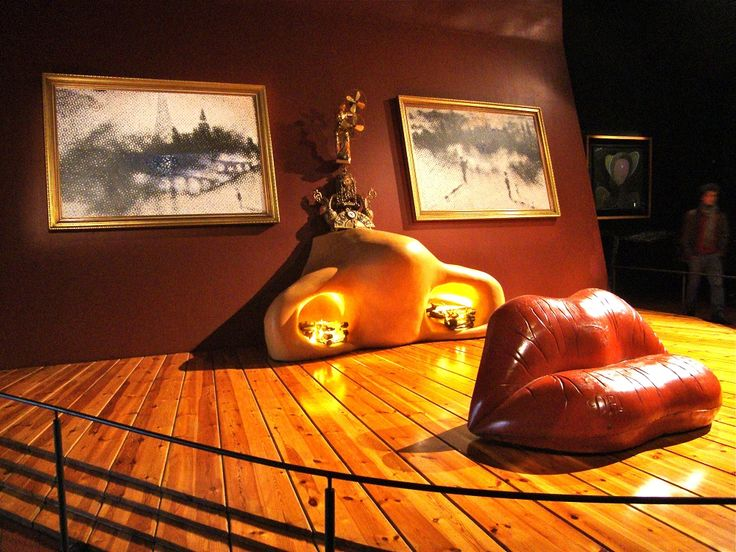 Casa Museo di Salvador #Dali a Figueres - Spagna