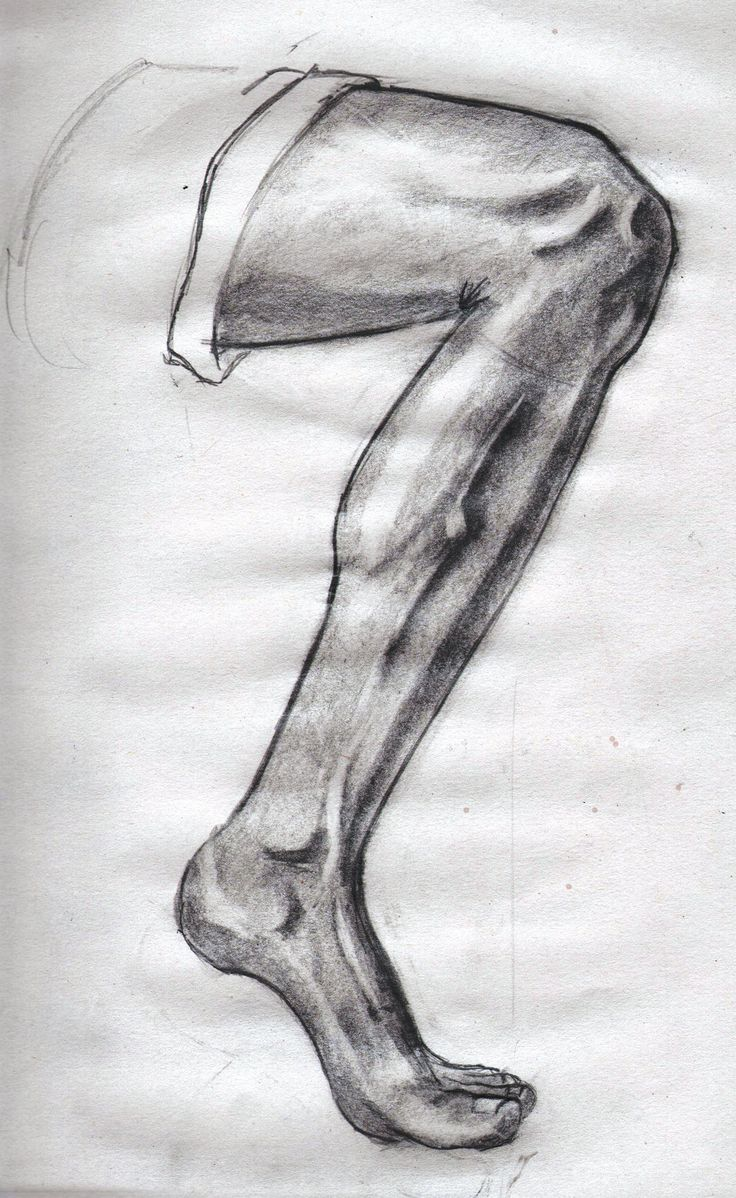 352 best Drawing Legs images on Pinterest | Drawing, Anatomy ...