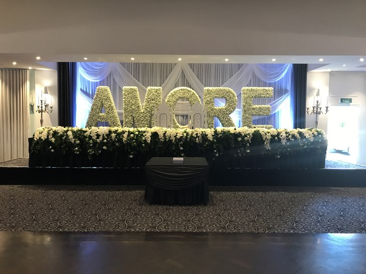 Floral AMORE - Hire