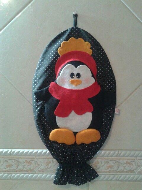 Puxa saco de pinguim