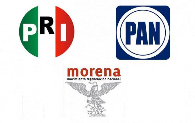 PAN ha ganado 16 distritos; PRI, 8; Morena 5, Nueva Alianza, 1