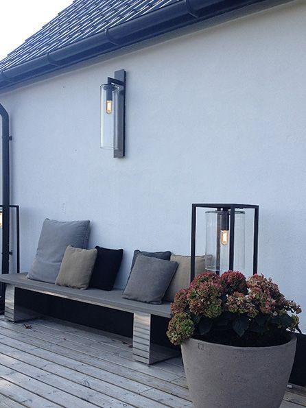 #udendørs #belysning #outdoor #lifeform.dk #royalbotania #luxury #lighting