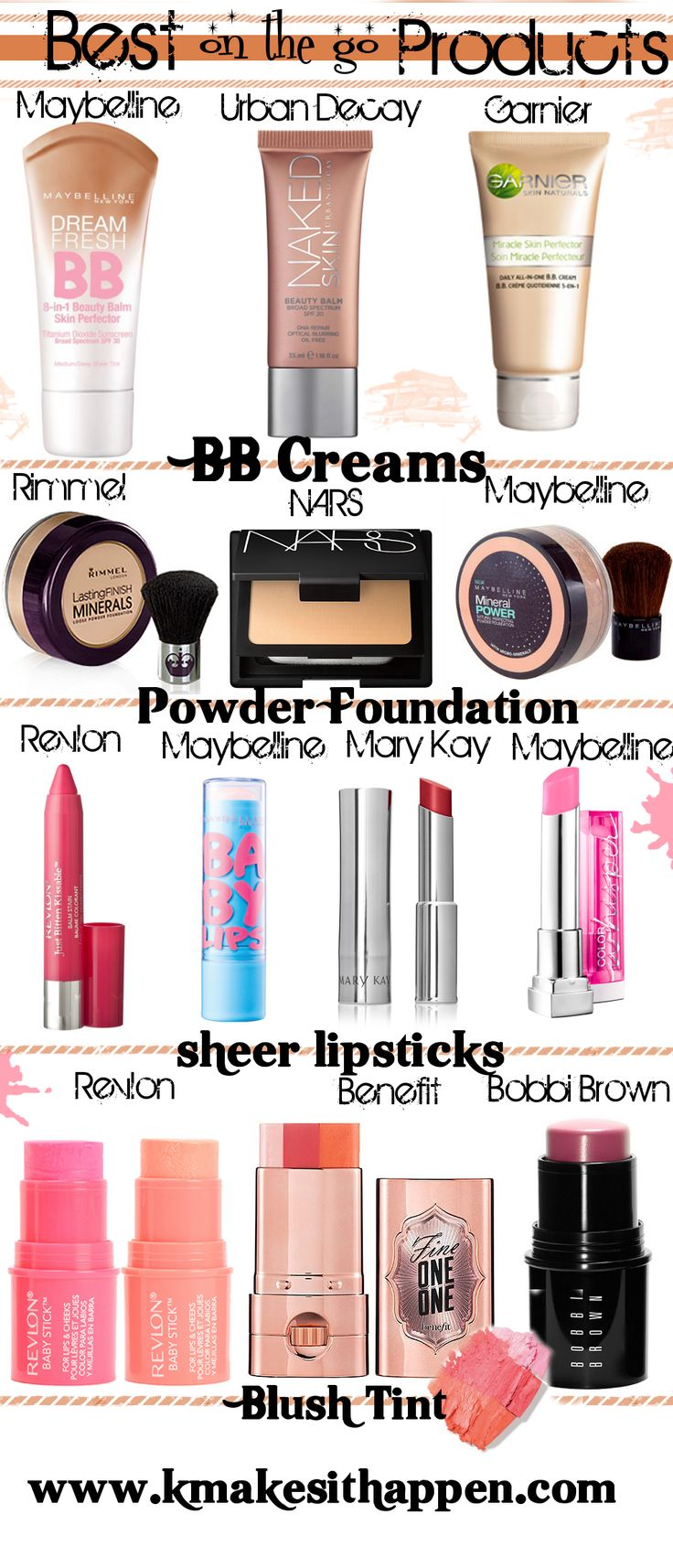 The best on-the-go products!