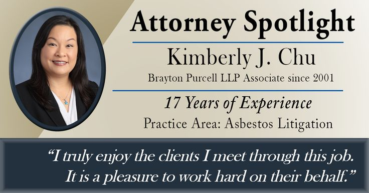 From a young age, Kimberly Chu knew she wanted to go to law school and pursue justice for others. Not only does Kimberly represent and help many of our clients, but she also serves as a mentor for newer associate attorneys just getting started in their careers. Kimberly is responsible for all of the firm's cases in Federal court and can often be found making oral arguments and other appearances in state court.