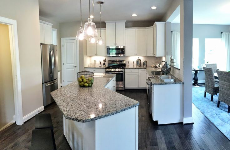 Citrus + Spice: A Sight for Forgetful Eyes - Ryan Homes Build