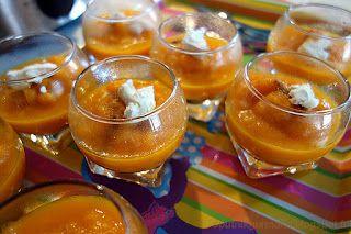 Спутник Гурмана: Морковный суп-пюре