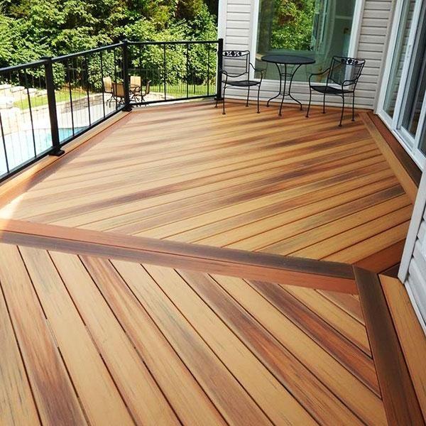 Brown Decking Image Gallery Deck Railing Design Deck Boards