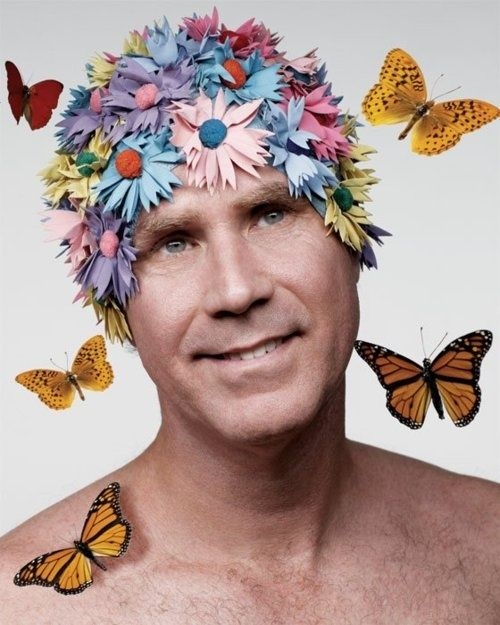 Will Farrell - Like, although most of his characters are difficult to like (Buddy the Elf being the exception!)