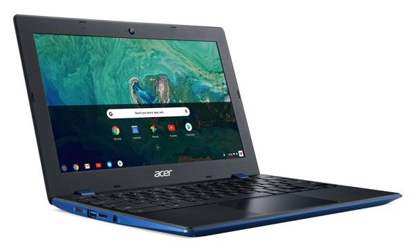 CES 2018: Acer launches Chromebook 11 (CB311-8HT / CB311-8H) with 11.6-inch display and 4GB RAM - Price Availability Specifications  #Chrome #ChromeOS #Chromebooks #Google  #MyAppsEden
