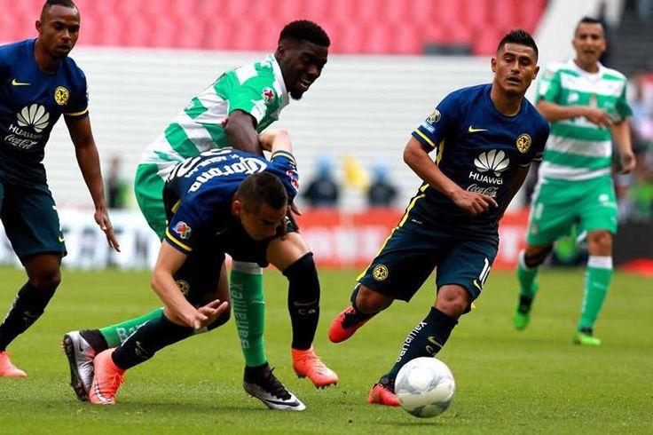 A qué hora juegan Santos vs América la semifinal de Concachampions 2016 y en qué canal - https://webadictos.com/2016/03/15/horario-santos-vs-america-semifinal-de-concachampions-2016/?utm_source=PN&utm_medium=Pinterest&utm_campaign=PN%2Bposts