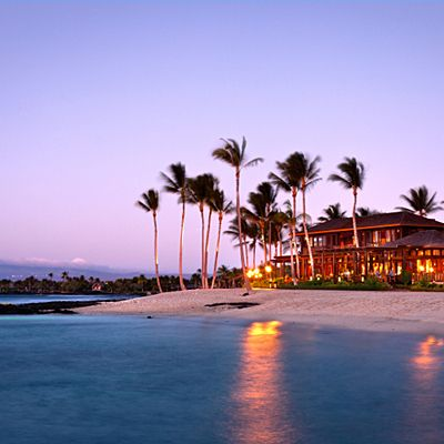 Best Beach Hotels in the World: Four Seasons Resort Hualalai at Historic Ka'upulehu Kailua-Kona, HI. Set on the Big Island's exclusive Kona-Kohala Coast with turquoise oceanfront, fine white sand, and black-lava landscapes, this resort casts a spell. Coastalliving.com