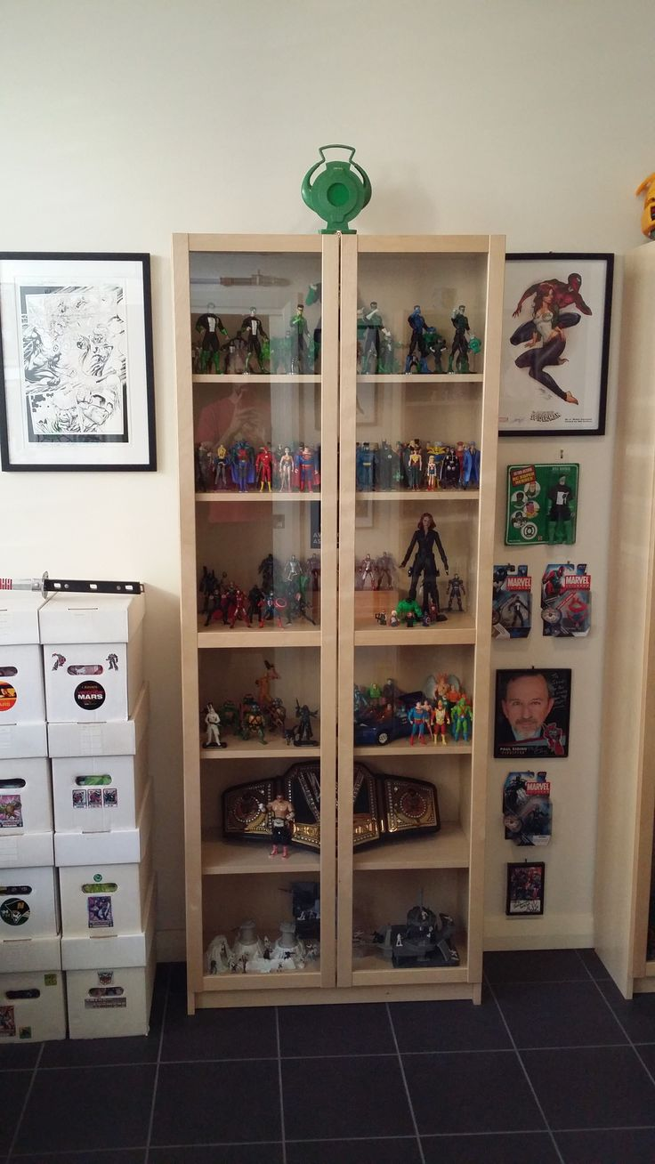 Man Cave Ideas Geek : Best images about comic book geek room ideas on