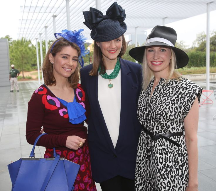Ninth annual Hats in the Park luncheon raises $350,000 for the Hermann Park Conservancy.