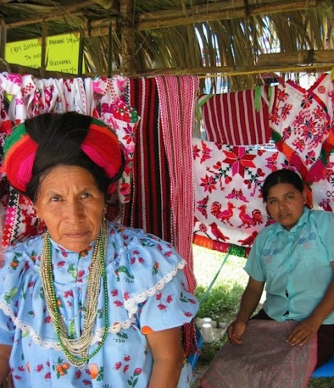 mexican indigenous textiles project