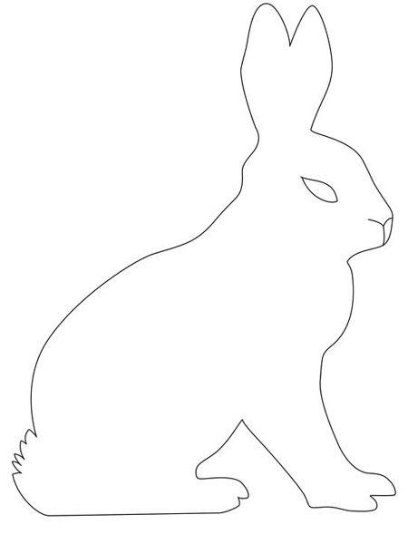coelhinho da p scoa vorlagen pinterest kaninchen. Black Bedroom Furniture Sets. Home Design Ideas