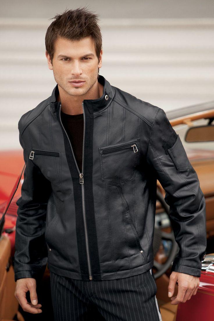 mens jackets casual