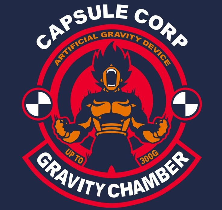 Gravity Workout T-Shirt $11 Dragon Ball tee at RIPT today only!