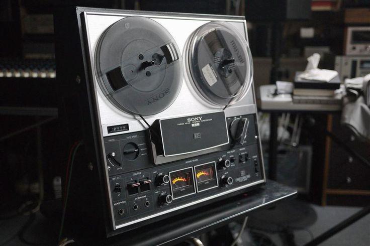 Sony TC 377 Rullbandspelare i fint skick på Tradera.com -