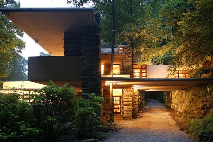Les 402 meilleures images du tableau frank lloyd wright - Frank lloyd wright architecture organique ...