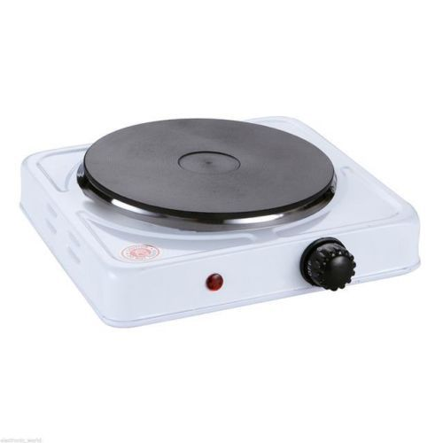 Portable Single Electric Hot Plate Hob Kitchen Cooker