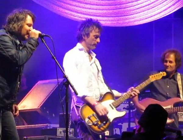 Video: Tommy Stinson joins Wilco to cover The Replacements' 'Color ...