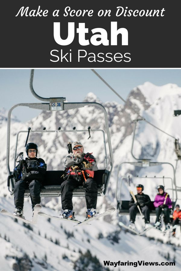 Score A Deal On Discount Lift Tickets For Park City Salt Lake Resorts 2019 2020 Season Travel Usa Winter Travel Travel