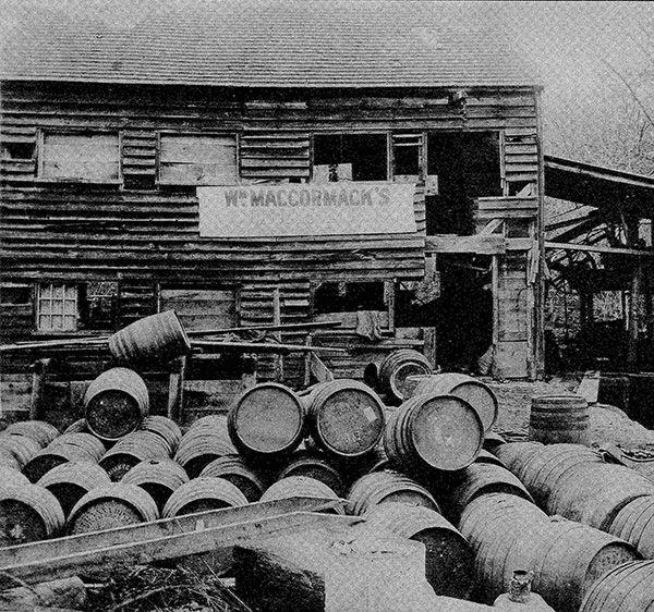 MacCormack's Cider Mill in 1896