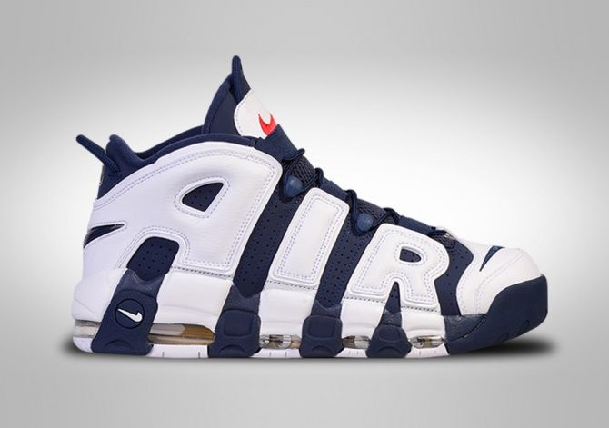 NIKE AIR MORE UPTEMPO OG RETRO OLYMPIC SCOTTIE PIPPEN 1996