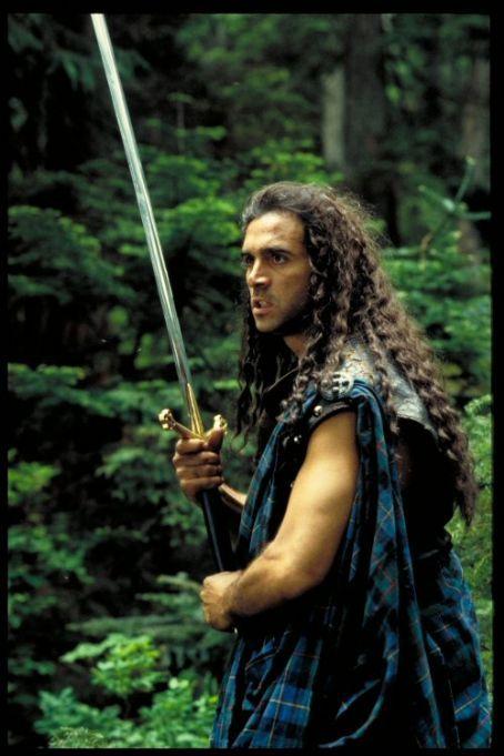 Adrian Paul as Duncan McCleod, The Highlander