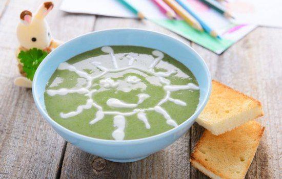 Суп-пюре для детей, рецепты на все случаи жизни, секреты выбора