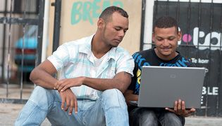 The bright promise of Project Isizwe Pipedream or reality? Free WiFi continues its inexorable march across South Africa.