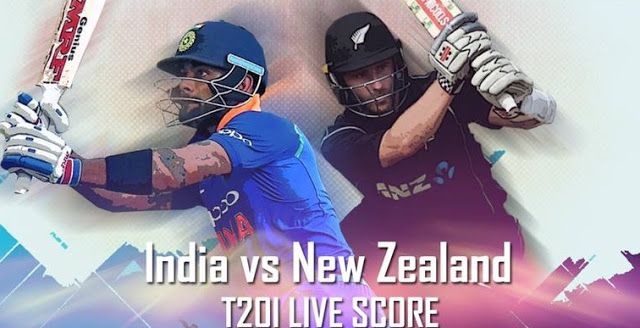 India vs New Zealand 1st T20 Match Live Cricket Score, India will play their first T20 global at Delhi's Feroz Shah Kotla on Wednesday night.