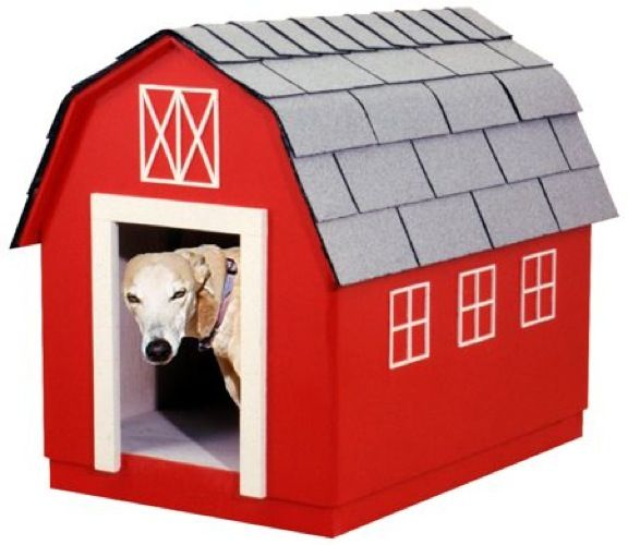 Dog House Vintage Woodworking Plans Dog House Plans Barn Style