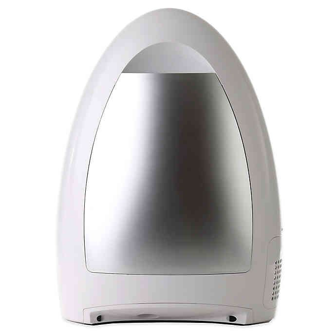 Eye Vac Home Stationary Touchless Vacuum In White Vacuums