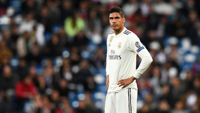 Zinedine Zidane Can T Imagine Life Without Raphael Varane At Real Madrid Raphael Varane Real Madrid Real Madrid Players