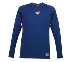 Pro Combat Long Sleeve Shirt by Nike