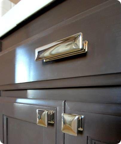 Grey Or White Enamel Finish Kitchen Bath Cabinets