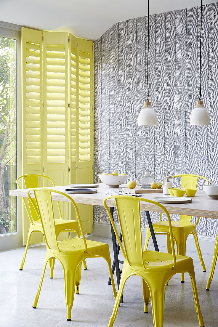 Modern dining room furniture 2016 - Find This Pin And More On 2016 Interiors Trends Add Warmth And Vitality To A Modern Dining Room