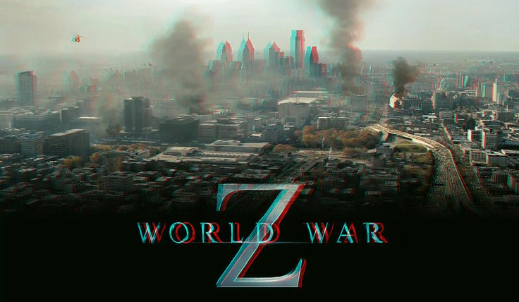 OMFG A MUST SEE IN 3D!!!!!!! World War Z 3-D conversion by ~MVRamsey on deviantART