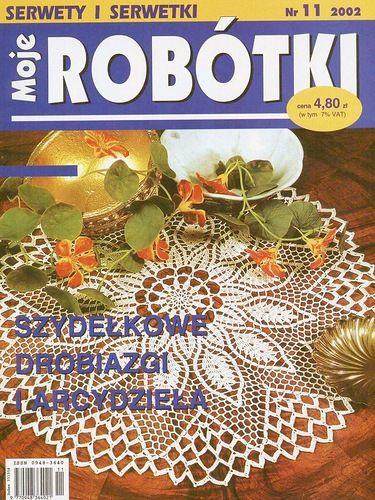 Moje robotki 2002-11