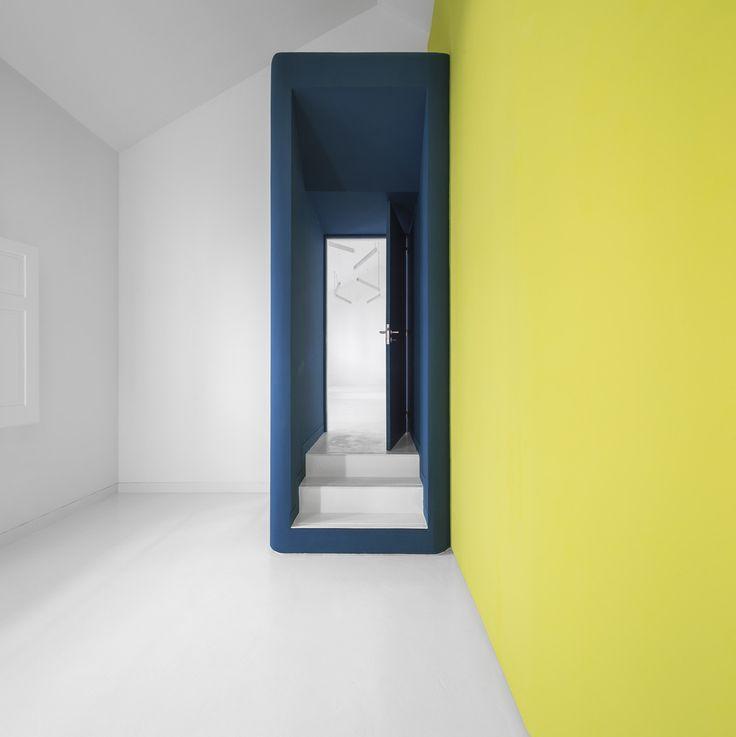 Gallery of Transforma Art Studios / Pedro Gadanho + CVDB arquitectos - 15
