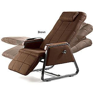 The Fully-Reclinable Chair with Zero Gravity Technology