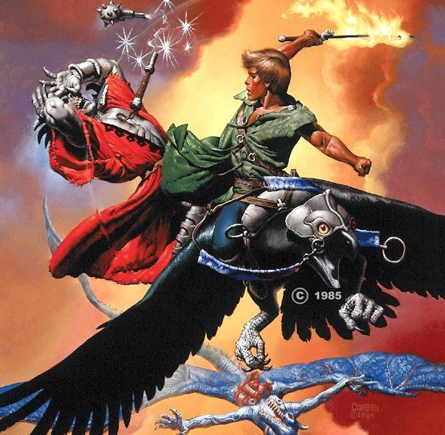 Richard Vance Corben es un ilustrador de cómics estadounidense, célebre por sus historietas de ciencia ficción y fantasía. Proc...