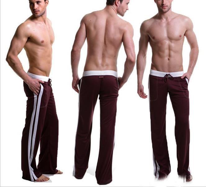 Штаны мужские для тренажерного зала