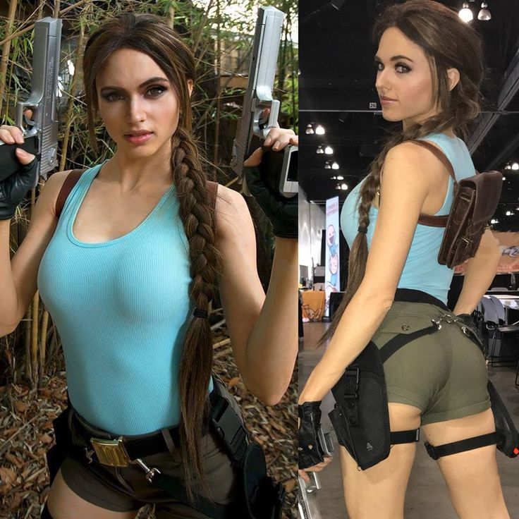 Amouranth Lewd Cosplay Of Lara Croft Know Your Mem Redtube Com 1