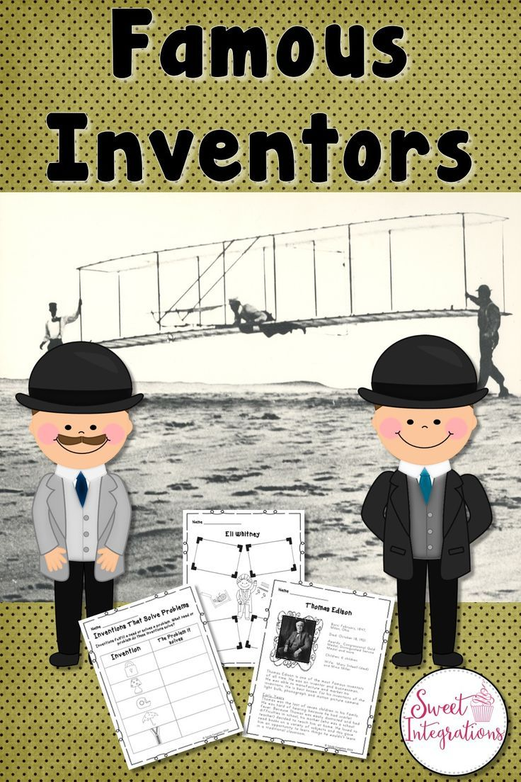 famous inventors and their inventions pdf