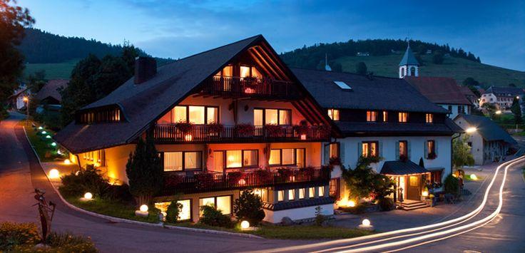 Landhotel Mühle zu Gersbach bei Schopfheim im Schwarzwald - Herzlich Willkommen !