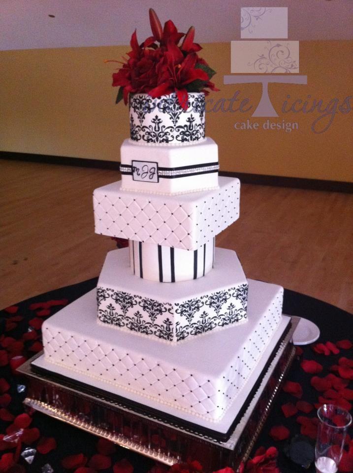 Intricate Cake Designs