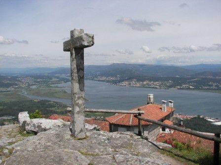 Monte Santa Tecla #Santatecla #galicia