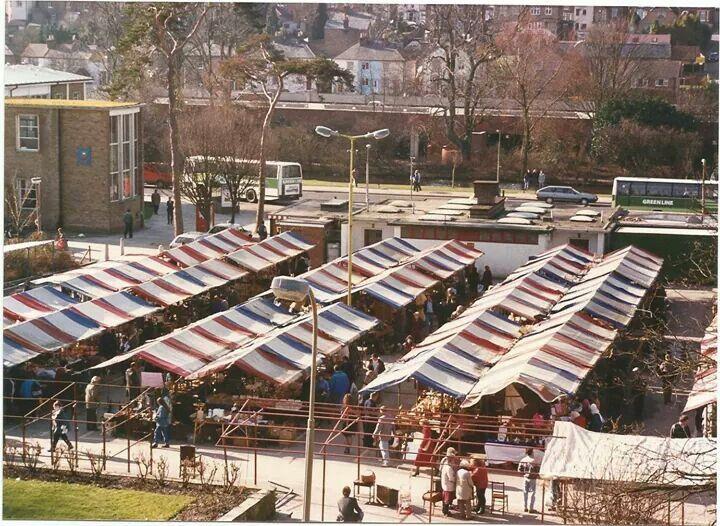 Hemel Hempstead Market UK